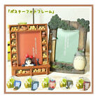 Studio Ghibli Character Poster Photo Frame Interior Brand-New JAPAN
