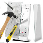 PREMIUM TEMPERED GLASS SCREEN PROTECTOR GUARD FILM COVER FOR SONY XPERIA SERIES