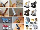 Minifigure - Wizard Warg Horse Hawk Egale Flying Animals Zoo Pirates Hobbit