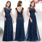 Women Elegant Formal Evening Prom Gowns Cocktail Party Ball Gown Dresses 08823