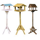 BIRD TABLE MULTI LISTING - CHOICES - UPRIGHT / FREE STANDING TYPES
