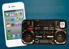 Boombox Ghetto Blaster funny iPhone 5 iPhone 4 case tough protective phone cover