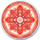 Clearance - Mandala Arts - Chakra Window Stickers, Only 4 styles left