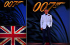 POSTER BACKDROP~JAMES BOND 007~LOGO FOR 1/6 FIGURES SEAN CONNERY ROGER MOORE $67.99 USD