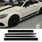 for Mercedes Benz AMG Edition 1 C63 Coupe W205 Black Decal Stickers C200 C250