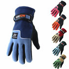 Winter Snow Sports Thermal Warm Fleece Gloves Ski Snowboard Snowmobile Shoveling