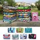 "Foldable 79""x79"" Waterproof Outdoor Garden Beach Camping Picnic Mat Pad Blanket"