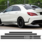 Edition1 Side Stripe Roof Bonnet Sticker for Mercedes Benz W117 X117 CLA 45 AMG