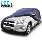 Full Car Cover Breathable Multi Size Outdoor & Indoor Waterproof Universal Fit