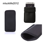 Elastic Neoprene Protective Pouch Bag Sleeve Case Cover phone case For BQ