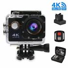 4K WiFi-Sport Action Camera 1080P Waterproof Travel Camcorder+Bag as the Go Pro