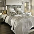 Kylie Omara Champagne Bedding Collection Duvet Cover