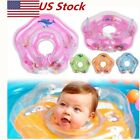 US Swimming Neck Float Inflatable Ring Safety FOR Newborn Baby Infant Child