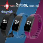 Vogue E02 Smart Bracelet Watch Heart Rate Monitor Blood Pressure Sport Tracker