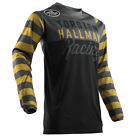 2018 Thor MX Hallman Vintage Style MX Jersey Offroad Dirt Bike - Pick Size/Color