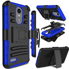 For LG Aristo 2 X210/Tribute Dynasty Phone Case Hybrid Clip Stand Hard TPU Cover