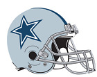 Dallas Cowboys Football Helmet Decal Sticker Self Adhesive Vinyl on eBay