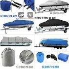 17%22+20%27+22%27+24%22+Trailerable+Fish+Ski+Boat+Cover+600D+Waterproof+Beam+100+V%2DHull