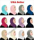 Kyпить Kids Hijabs -back to School Muslim Scarf 1-PC Cotton Girl's Amira children Hijab на еВаy.соm