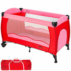 Baby Travel Cot Bed Portable Child Playpen Children Rest Play Foldable