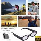 Mini HD Spy Camera Glasses 1080P Hidden Eyeglass Sunglasses Cam Eyewear DV DVR