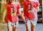 New Girls Thomas Cook HORSE Photographic  Pajama Set Summer