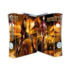 new Iron Man III vinyl decal Skin Sticker case cover for xbox360 Console TX28
