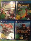 PS4  5 Sp. Knack, LBP 2, Plans v. Zombies 2, Rayman Leg., Star Wars Battlefront