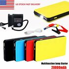 car compressor function - Hot 12V 20000mAh Multi-Function Car Jump Starter Power Booster Battery Charger Y