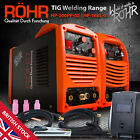 ROHR TIG MMA Inverter Welding Welder Machine (HP-200PP / 160L) Portable Welders