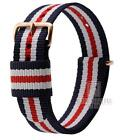 Nylon Watch Strap For Daniel Wellington Women Men Watches Strap Canvas Accessory