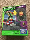 Mega Bloks Teenage Mutnat Ninja Turtles Raph Skate Training Pack 30 Pcs TMNT