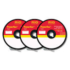 RIO Powerflex Multi-Weight 30 yard Fly Fishing Tippet - 3 Pack