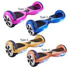 """UL 2272 6.5"""" LED Bluetooth Electric Self Balancing Scooter Hoverboard 4 Colors"""