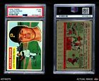 1956 Topps #108 Laurin Pepper Grey Back Pirates PSA 7 - NM