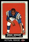 1964 Topps #174 Ernie Wright Chargers EX/MT $31.5 USD on eBay
