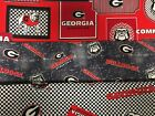 GEORGIA BULLDOGS COTTON FABRIC BT Yard  3 New Prints Sykel Enterprises