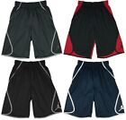 Air Jordan Mens Dri-Fit Flight Victory Basketball Shorts Bla