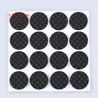4/9/16x Square/Round Table Legs Pad Cover Protector Chair Floor Mats Anti-Slip
