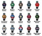 Pro Basketball Eastern Team Variety Logo Unisex Analog Leather Wrist Watch on eBay