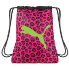 PUMA Neon Jungle Carry Sack PMAT1031Pink