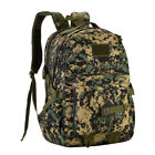 40L Military Rucksack Tactical Backpack Camping Hiking Trekking Climbing Bag