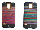 Mayan Case Protective Cover for Samsung Galaxy S5 Made From Mayan Woven Material