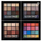 NYX Ultimate Finish shadow palette  USP01,02,03,04,05,06,07,