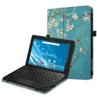 For Insignia Flex NS-P10W8100 / NS-P10A8100K 10.1 Inch Tablet Folio Case Cover