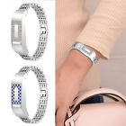 For Fitbit Flex 1 Tracker !! Stainless Steel Wrist Band Watch Strap +Case Cover