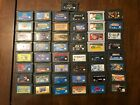 game collection - (49) Gameboy Advance Games (U-Pick), Cleaned and Working, Free Shipping