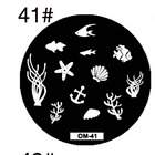 Born Beauty Nail Art Manicure Stamping Image Plate Stamp Design Template Stencil