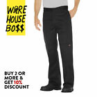 DICKIES PANTS 85283 MENS WORK PANTS LOOSE FIT DOUBLE KNEE WORK UNIFORM TROUSERS <br/> *BUY 2 OR MORE &amp; GET 10% DISCOUNT* BUY WITH CONFIDENCE