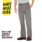DICKIES PANTS 85283 MENS WORK PANTS LOOSE FIT DOUBLE KNEE WORK UNIFORM TROUSERS <br/> *BUY 2 OR MORE & GET 10% DISCOUNT* BUY WITH CONFIDENCE
